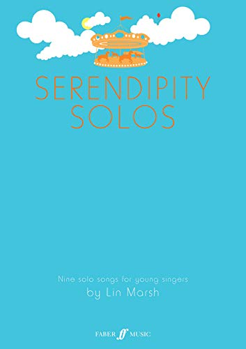 Serendipity Songs: (voice and Piano) (Paperback): Lin Marsh