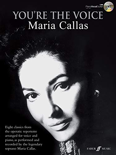 9780571532544: YOU'RE THE VOICE CALLAS M.+CD