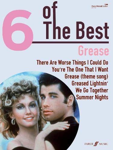 9780571532582: Grease: (Piano, Vocal, Guitar) (Six of the Best)
