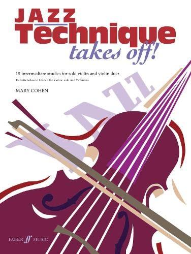 9780571532636: Jazz Technique Takes Off!: (Violin)