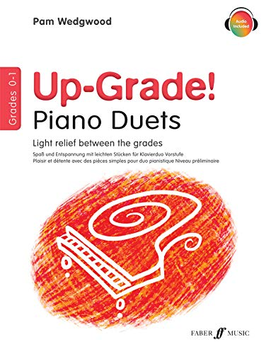 9780571532643: Up-Grade! Piano Duets: Grades 0-1