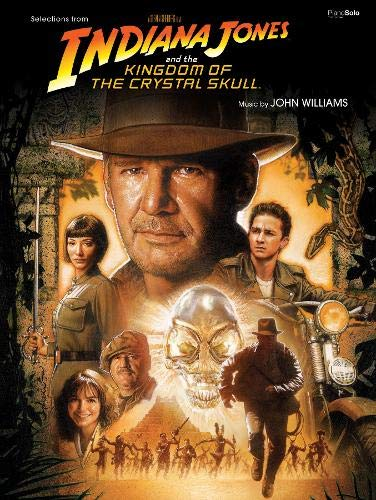 9780571532735: Indiana Jones and the Kingdom of the Crystal Skull: Trombone, Level 2-3