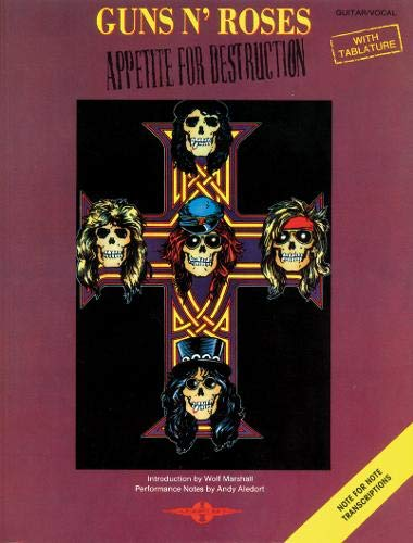 9780571532773: Appetite for Destruction