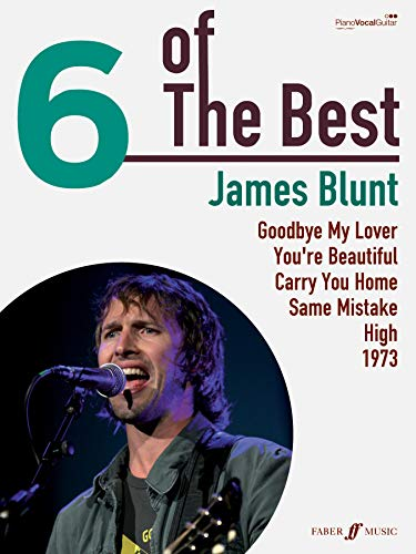 9780571532797: Blunt James 6 of the Best Pvg