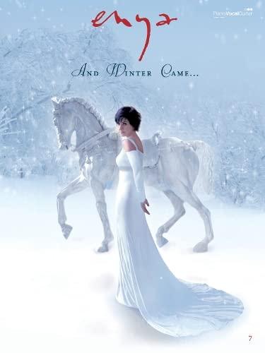 9780571532889: Enya: And Winter Came