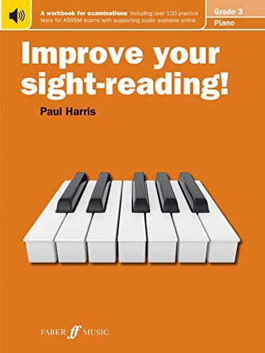 9780571533039: Piano: Grade 3 (Improve Your Sight-reading!)