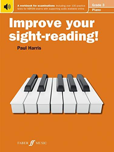 9780571533039: Piano: Grade 3 (Improve Your Sight-Reading!)