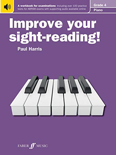 9780571533046: Piano: Grade 4 (Improve Your Sight-reading!)