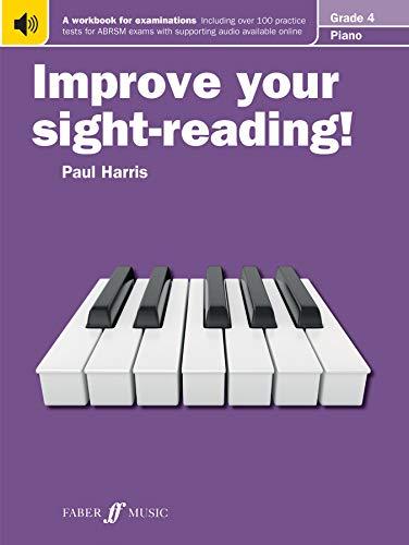 9780571533046: Improve your sight-reading! Piano Grade 4