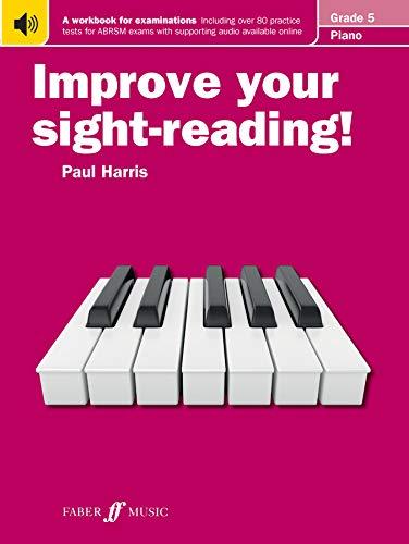9780571533053: Piano: Grade 5 (Improve Your Sight-reading!)