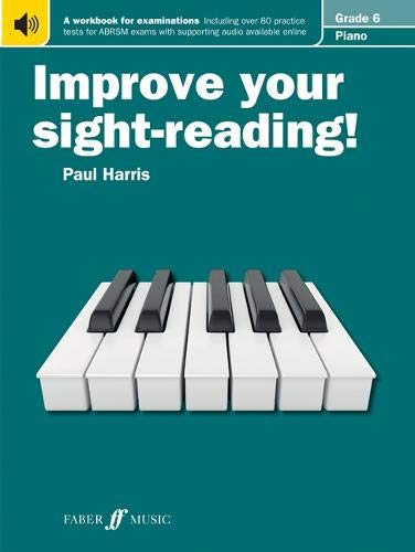 9780571533060: Piano: Grade 6 (Improve Your Sight-Reading!)