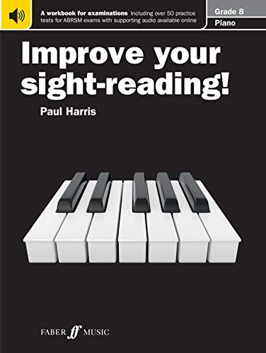 9780571533084: Piano: Grade 8 (Improve Your Sight-Reading!)