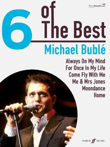 9780571533091: Buble Michael 6 of the Best Pvg