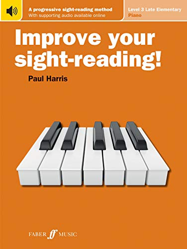 9780571533138: Improve Your Sight-Reading! Piano: Level 3 / Late Elementary (Faber Edition)
