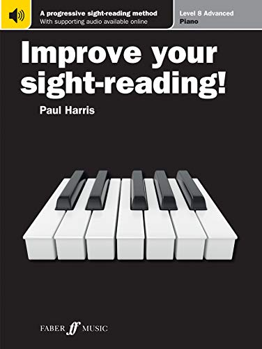 9780571533183: Improve Your Sight-reading! Piano, Level 8: A Progressive, Interactive Approach to Sight-reading (Faber Edition: Improve Your Sight-Reading)