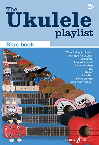 9780571533275: Ukulele Playlist Blue Book 32 Rock & Pop Classics