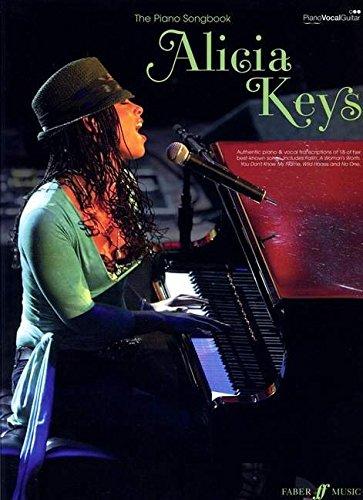 9780571533329: Keys Alicia Piano Songbook Pvg