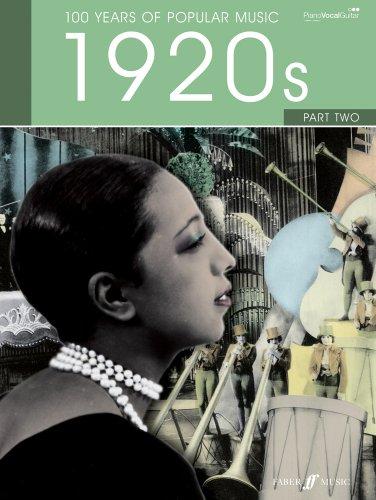 9780571533428: 100 Years Of Popular Music 1920s: c. 2: Piano/Voice/Guitar