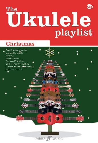 9780571533589: Ukulele Playlist: Christmas (Csb)