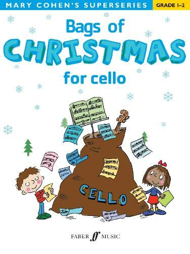 9780571533626: Bags of Christmas for Cello