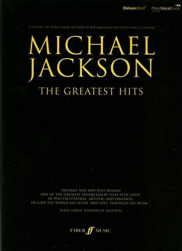 9780571533817: Jackson Michael Greatest Hits Deluxedition Pvg