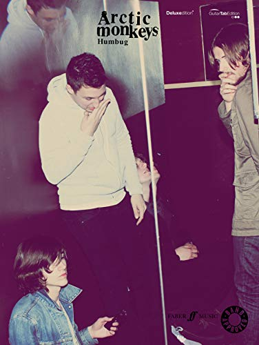 9780571533886: Arctic Monkeys Humbug Tab