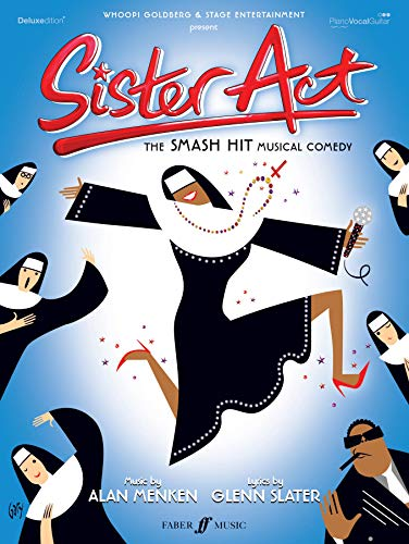 Sister Act: (Vocal Selections) (Pvg) (Faber Edition)