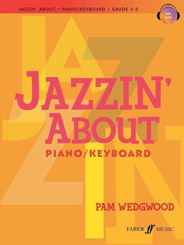 9780571534005: Jazzin' about for Piano/Keyboard