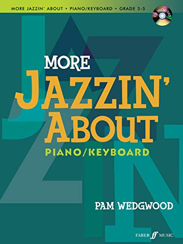 9780571534012: More Jazzin' About for Piano / Keyboard: Book & CD (Faber Edition: Jazzin' About)