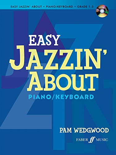 9780571534029: Easy Jazzin' About (Book & CD)