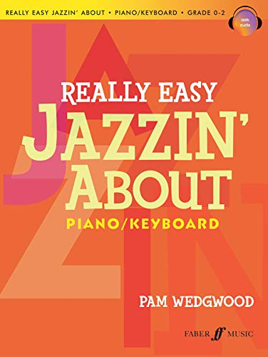 9780571534036: Really Easy Jazzin' About for Piano / Keyboard: Book & CD (Faber Edition: Jazzin' About)