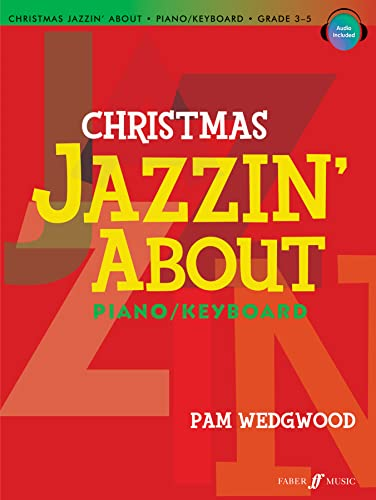 Faber Edition Jazzin About Christmas Jazzin About: Alfred Publishing Staff