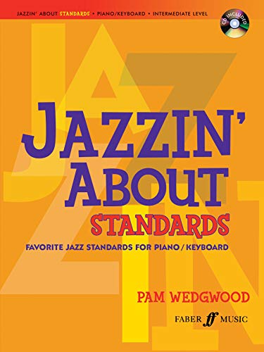 9780571534067: Jazzin' About Standards Piano/Keyboard CD (Piano CD)