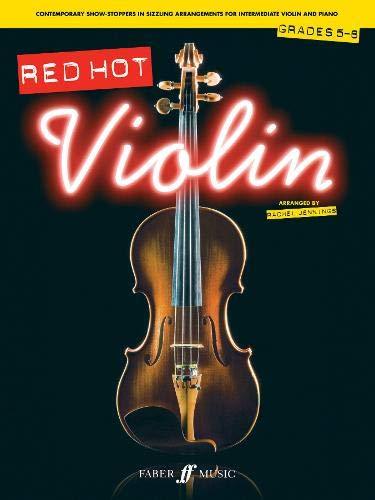 Red Hot Violin - Grades 5-6: Rachel Jennings