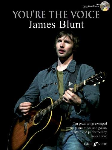 9780571534470: Blunt James You'Re the Voice Pvg CD