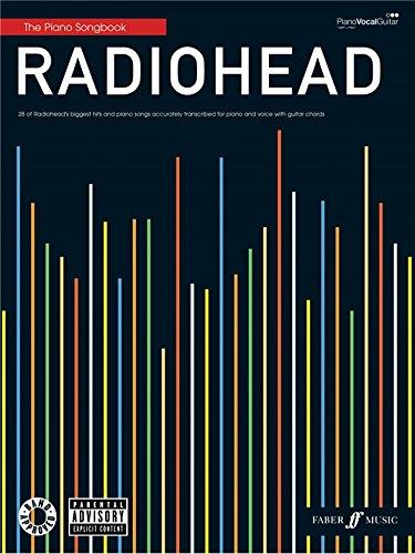 9780571534487: Radiohead Piano Songbook: (Piano, Vocal, Guitar)