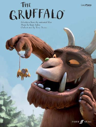 9780571534524: The Gruffalo: (Piano Solo)