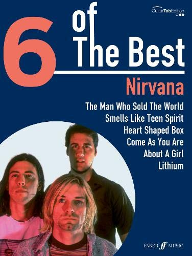 9780571534654: Nirvana: (Guitar Tab) (Six of the Best)