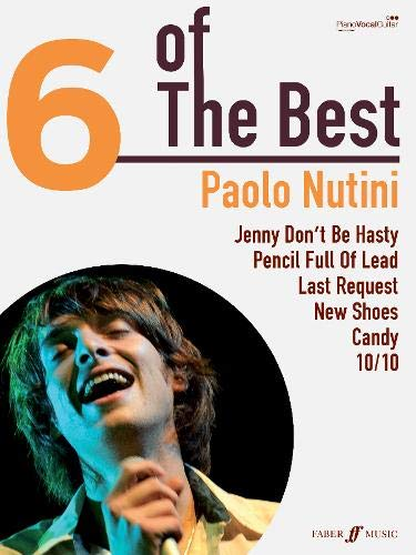 9780571534678: Paolo Nutini: (Piano, Vocal, Guitar) (Six of the Best)