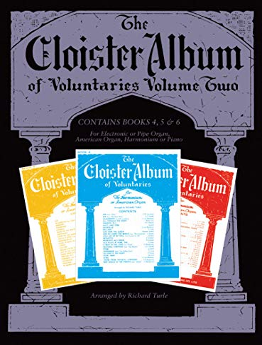 The Cloister Album of Voluntaries, Vol 2: Richard Turle