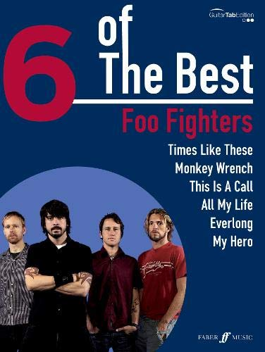 9780571534821: Foo Fighters (Six of the Best)