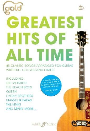 9780571534869: Gold: Greatest Hit of All Time: Chord Songbook