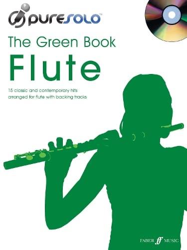 9780571535101: The Green Book Flute (PureSolo)
