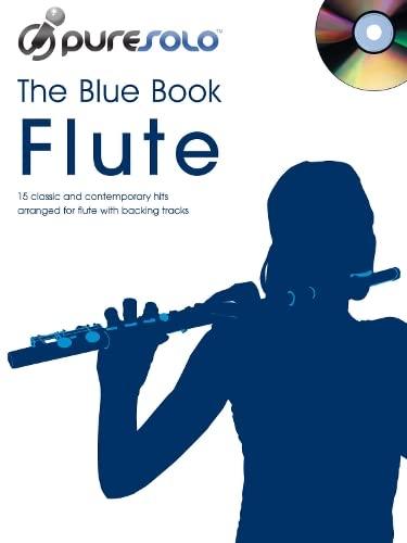 9780571535149: Pure Solo: Blue Book: Flute/CD