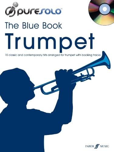 9780571535170: Pure Solo: The Blue Book: Trumpet/CD