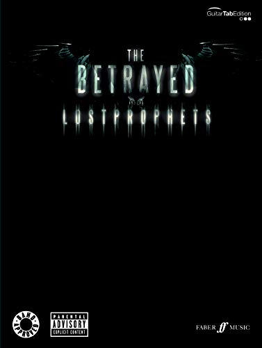 9780571535309: Lostprophets -- The Betrayed: Guitar TAB (Faber Edition)
