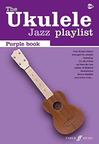 9780571535668: The Ukulele Jazz Playlist: Purple Book: (Ukulele Chord Songbook)