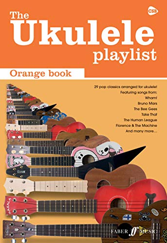 9780571536160: Ukulele Playlist Orange Book 29 Pop Classics