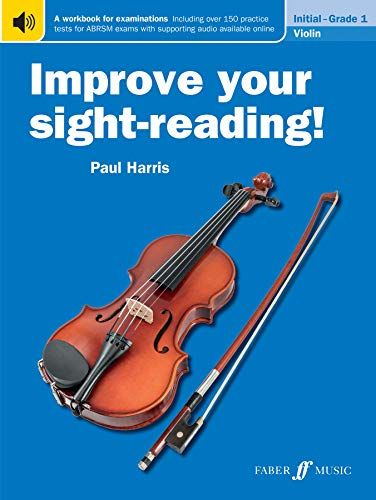 9780571536214: Violin Grade 1: Violin Solo (Improve Your Sight-Reading!)