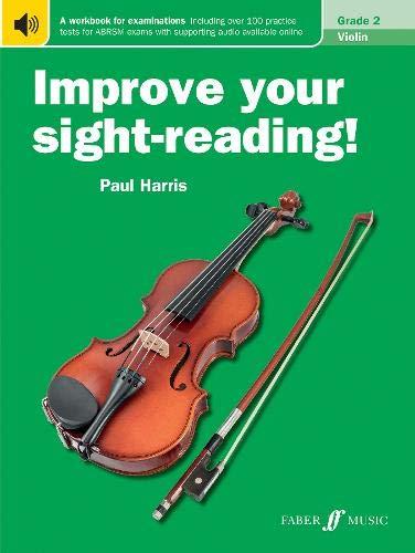 9780571536221: Violin Grade 2 (Improve Your Sight-reading!)